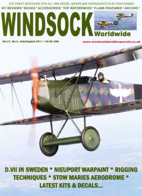 WINDSOCK Worldwide Vol.27,No.4